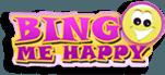 Bingo Me Happy Standard Logo (150x79)