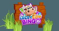 Lucky Cow Bingo Standard Logo (280x210)