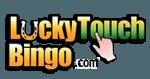 Lucky Touch Bingo Standard Logo (150x79)