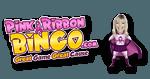 Pink Ribbon Bingo Standard Logo (280x210)