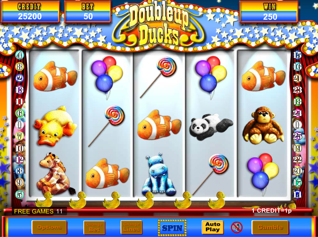 Spiele Doubleup Ducks - Video Slots Online