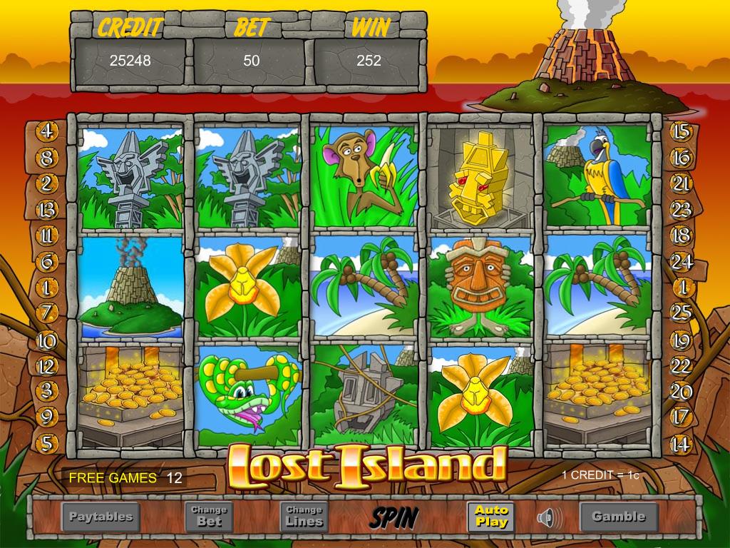 Spiele Lost Island - Video Slots Online