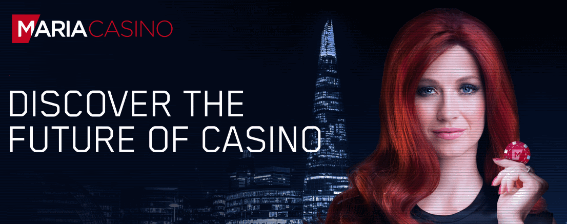 maria casino model
